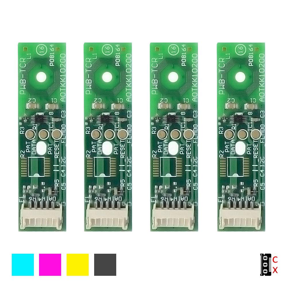 Developing chip for Konica Minolta Bizhub C454e / C554e