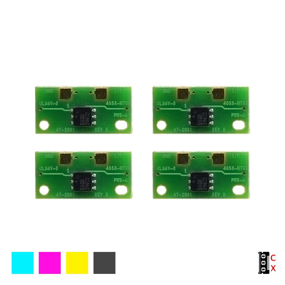 Toner chip for Konica Minolta Bizhub C250 / C252