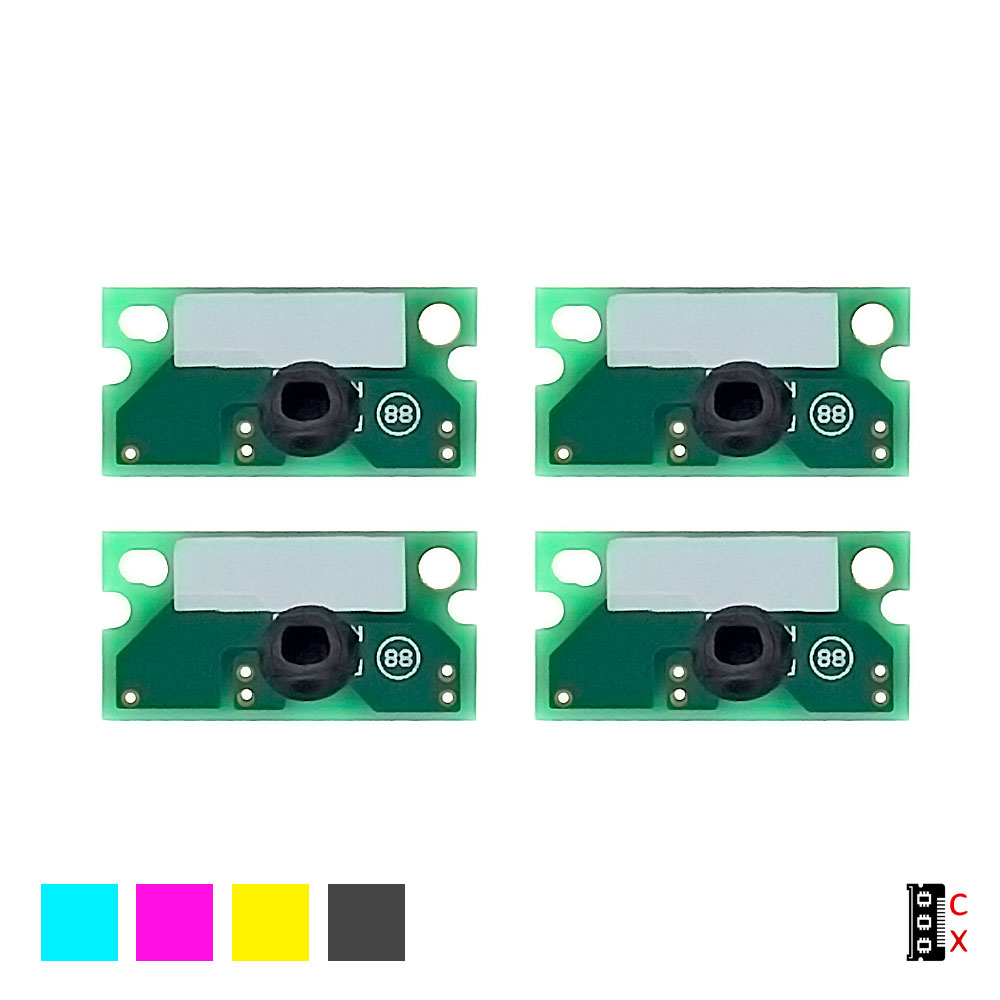 Toner chip for Konica Minolta Bizhub C3100P / C3110