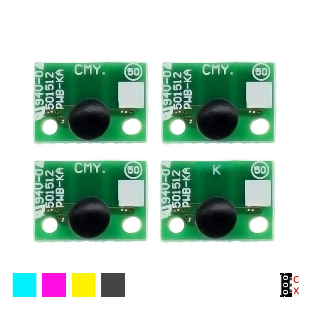 Toner chip for Konica Minolta Bizhub C458 / C558 / C658